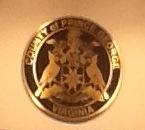 Prince George County Virginia Seal